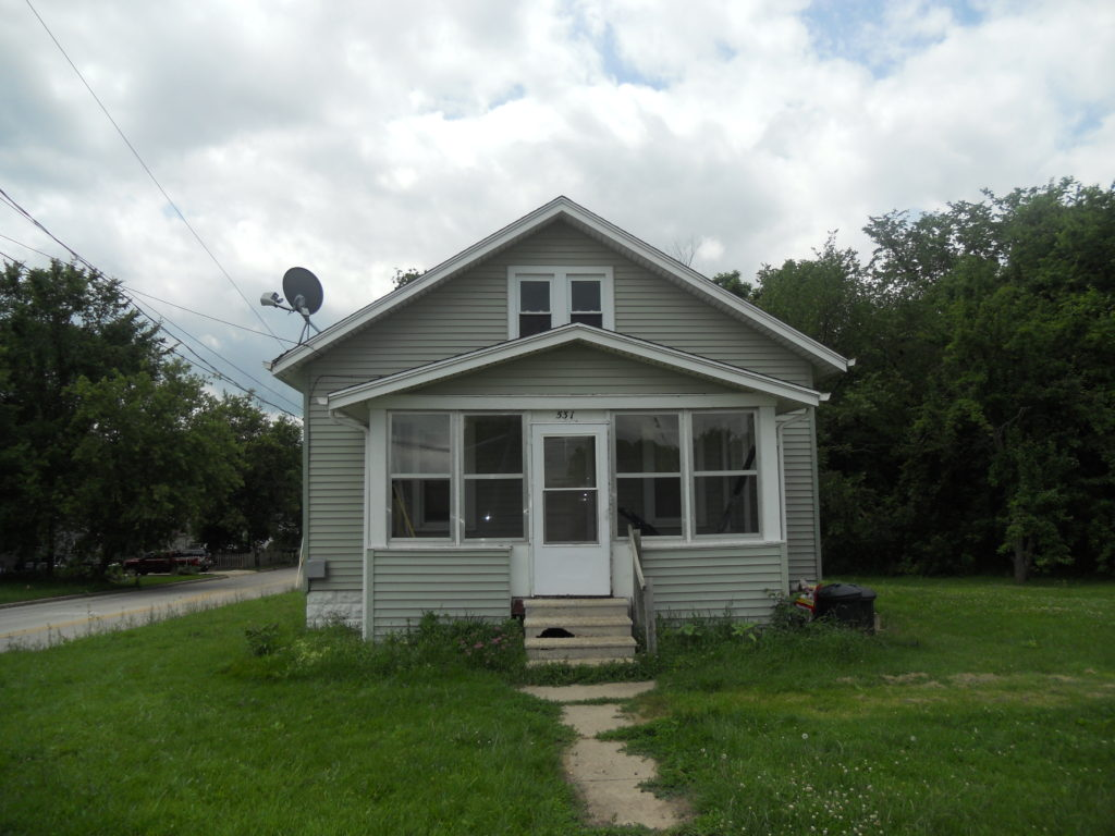 531 S. Springfield Ave. Rockford, IL. 61102