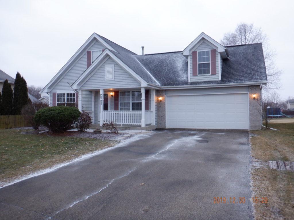 5689 Heidi Drive, Rockford, IL.
